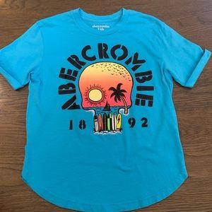 Abercrombie Kids Boy T-shirt - Size 7/8